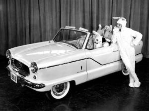 1960 Nash Metropolitan Convertible Fifth Avenue
