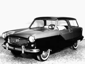 1960 Nash Metropolitan Station Wagon Concept Car