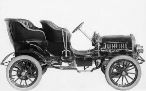 1904 National Gasoline Model B