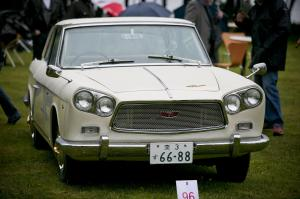 Nissan Prince Skyline Sport Allemano Coupe 1964 года