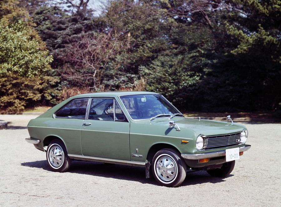 1968 Nissan Sunny Datsun Coupe