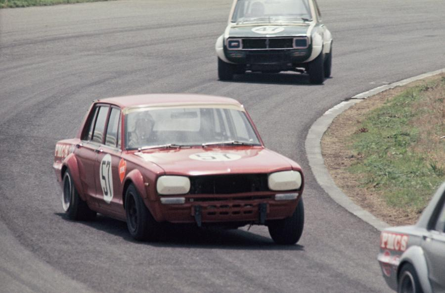 Nissan Skyline 2000 GT-R Sedan Racing