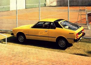 1978 Nissan Cherry Datsun Coupe