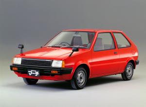 1982 Nissan March 3-Door