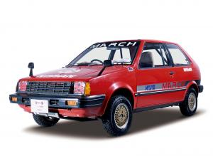 1982 Nissan March Cup