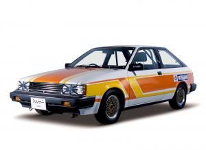 Nissan Pulsar 3-Door Race Car 1982 года