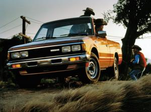 1983 Nissan Pickup Regular Cab