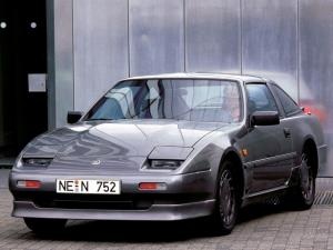 Nissan 300ZX Turbo 1984 года