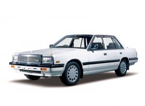 1984 Nissan Laurel Grand Extra