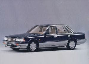Краш тест nissan laurel