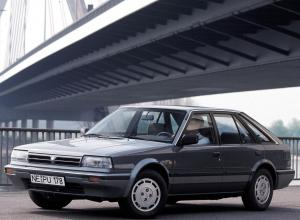 1987 Nissan Bluebird Hatchback