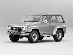 Nissan Safari 3-Door 1987 года