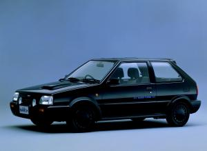 1989 Nissan March Super Turbo