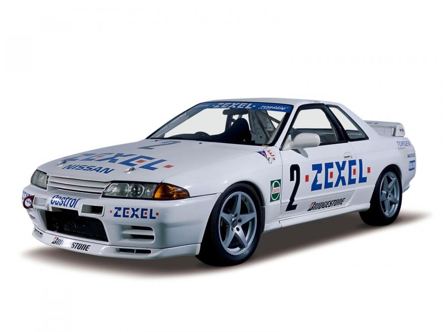 Nissan Skyline GT-R JGTC Race Car