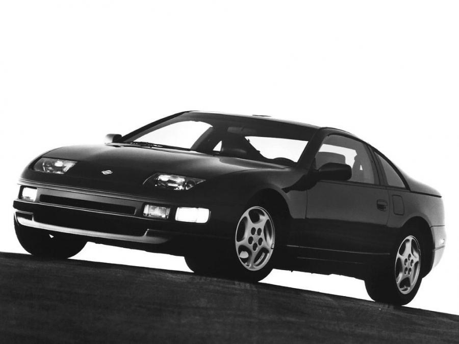 1990 Nissan 300ZX T-Top (US)