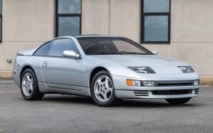 Nissan 300ZX Twin Turbo 2+2 T-Top 1990 года