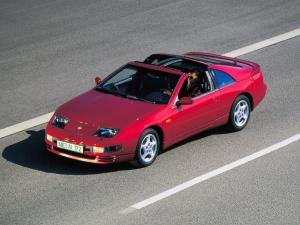 1990 Nissan 300ZX Twin Turbo T-Top