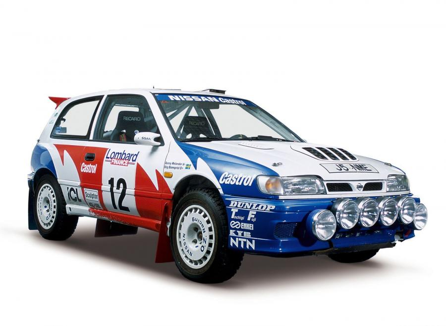 Nissan Pulsar GTI-R Group A