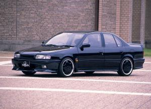 Nissan Primera by WALD 1994 года