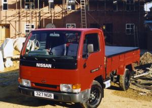 1996 Nissan Cabstar E (UK)