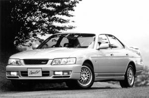 1997 Nissan Laurel Club S