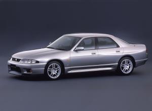1997 Nissan Skyline GT-R Autech Version