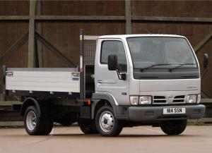 1998 Nissan Cabstar E (UK)