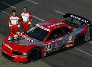 Nissan Skyline GT-R JGTC Race Car 1999 года