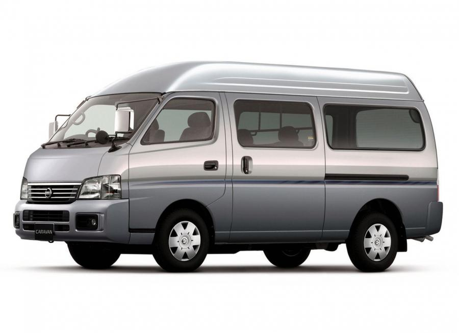 2001 Nissan Caravan High Roof