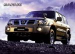 Nissan Safari 2002 года