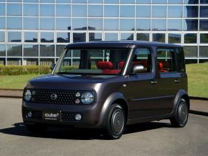 2003 Nissan Cube³ Concept by Conran & Partners