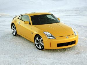 Nissan 350Z 35th anniversary 2004 года