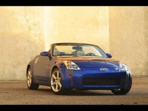 Nissan 350Z Roadster 2004 года