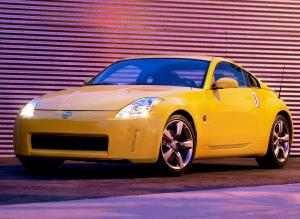 Nissan 350Z 35th Anniversary 2005 года