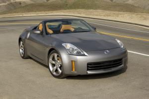 Nissan 350Z Roadster 2005 года