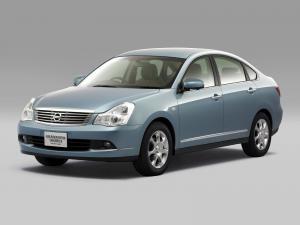 Nissan Bluebird Sylphy Preview 2005 года