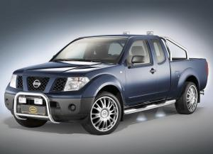 Nissan Navara by Cobra 2005 года