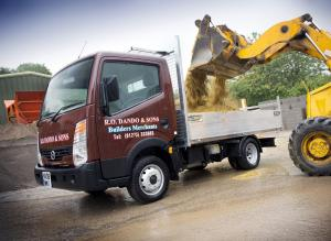 2006 Nissan Cabstar Tipper (UK)