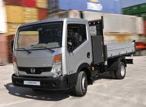 2006 Nissan Cabstar Tipper