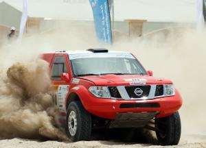 Nissan Navara Rally Car 2006 года