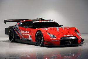 Nissan GT-R GT500 Race Car 2007 года