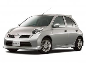 Nissan March SR 2007 года