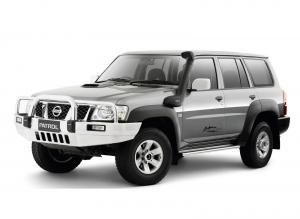 Nissan Patrol DX Walkabout 2007 года
