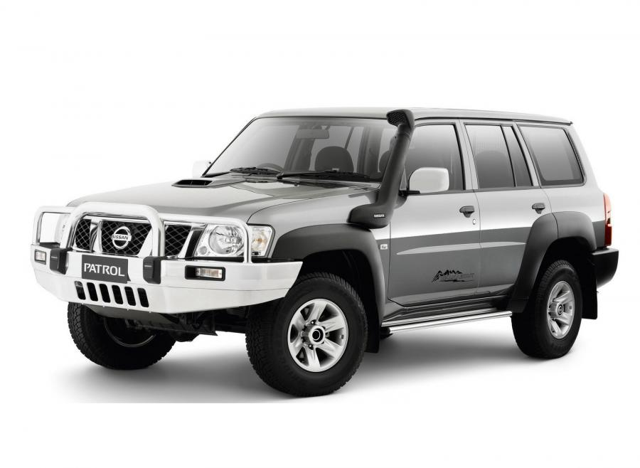 Nissan Patrol DX Walkabout