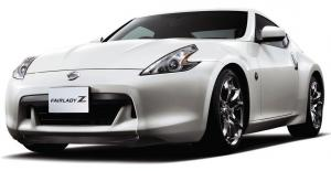 2008 Nissan 370Z Stylish Package