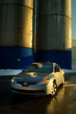 Nissan Altima Coupe 2.5S 2008 года