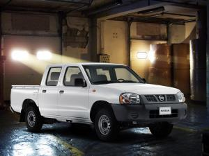 2008 Nissan Camiones DoublevCab