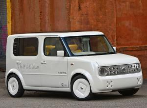 Nissan Cube Concept 2008 года