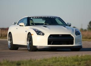 Nissan GT-R Godzilla 700 by Hennessey 2008 года