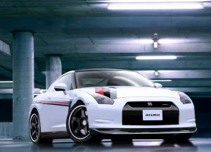 Nissan GT-R Nismo 2008 года